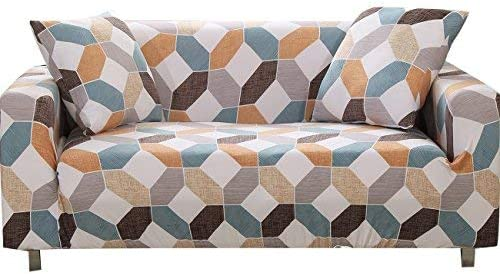 Amazon.com: Forcheeer - Funda de piel para sofá y sillón con ...