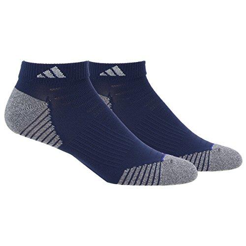 adidas Men's Superlite Speed Mesh Low Cut Socks (2 Pack)