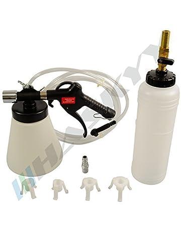 Neumático Sangrador de frenos con Botella de relleno, Sangrador de frenos de vacío neumático CDBEG