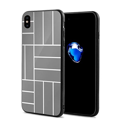 - Vbcdgfg Basketweave-Tile Print Designed for iPhone X Case Protective Case Cover Shell 5.7 Inch