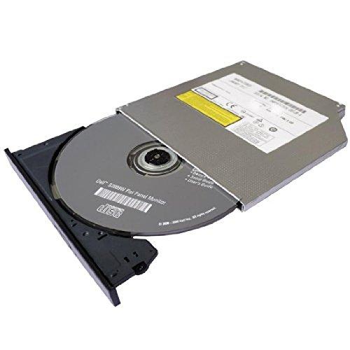 HIGHDING SATA CD DVD-ROM/RAM DVD-RW Drive Writer Burner for Compaq Presario CQ61 CQ62 ()