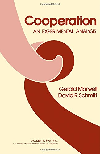 Cooperation: An Experimental Analysis