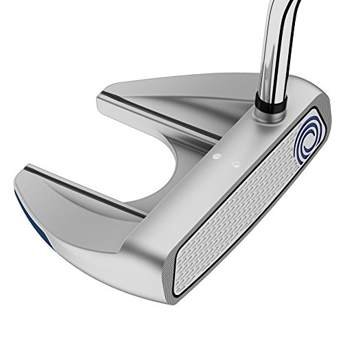 Odyssey Men's White Hot SuperStroke RX Vline Fang Putter (Right Hand, 34