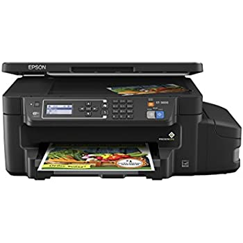 Amazon Com Epson Expression Et 2750 Ecotank Wireless Color All In