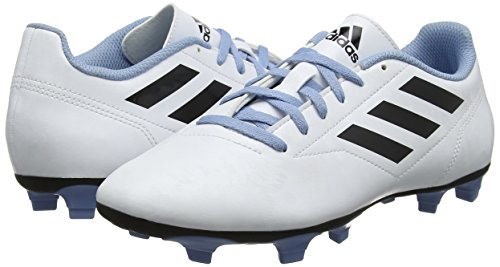 Blanc Pour Chaussures Noir 0 Football De Cendr Adidas chaussures Homme Ii Fg Conquisto v8Yq8