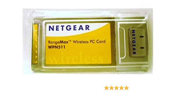 Netgear rangemax wireless pc card wpn511 | ebay.