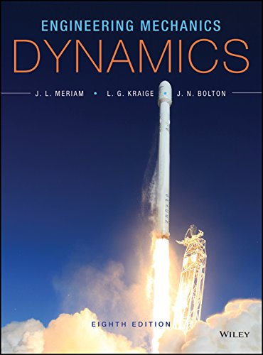 Engineering Mechanics: Dynamics, 8th Edition