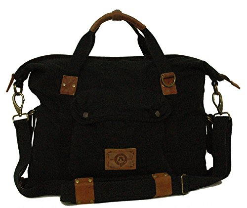 Traveller Collection, Weekender, Rhino Concertina Shoulder Bag by KakaduTraders Australia