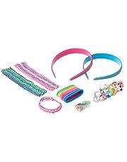 Scunci Girl Mega Pack (Bracelet), 99 Pieces