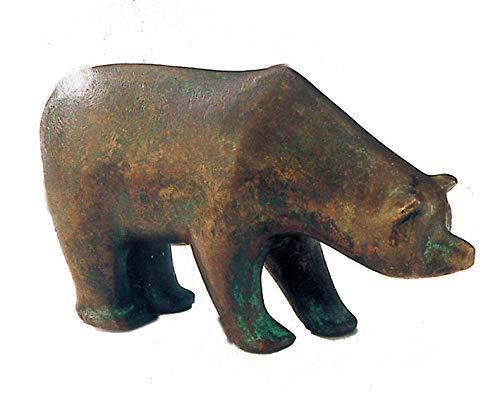Raimund Schmelter - Bronzeskulptur BÄR