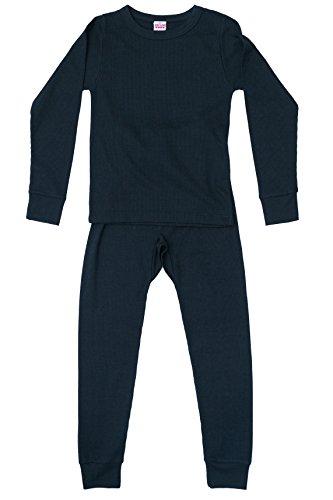 95462-Black-4 Just Love Thermal Underwear Set for Girls