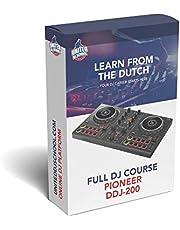 Cursus Pioneer DDJ-200 | Leer van de Nederlandse DJs in 25 online videos alles over jouw controler!