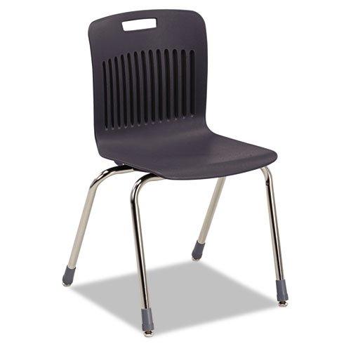 VIRAN18ELB01CRM - Analogy Extra-Large Ergonomic Stack (Large Stack Chair)