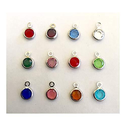 birthstone charms - 4