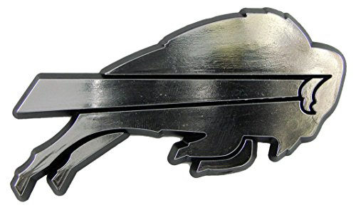 NFL Buffalo Bills Chrome Automobile Emblem