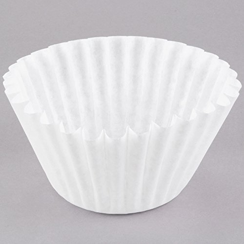 TableTop King ABB1.5WP 13'' x 5'' Coffee Filter for ABB1.5P and ABB1.5SS Shuttle Coffee Brewer Baskets - 500/Case by TableTop King