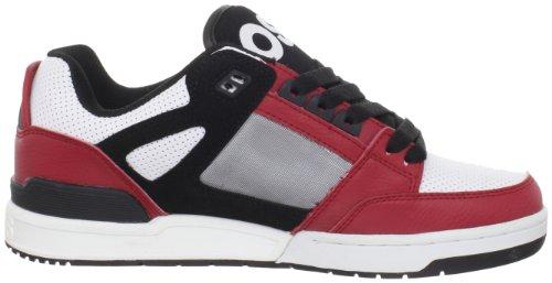 Osiris - Zapatillas de deporte para hombre blanco