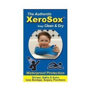 Xerosox Waterproof Cast Cover - Full Arm Large - 10'' and up by Xerosox