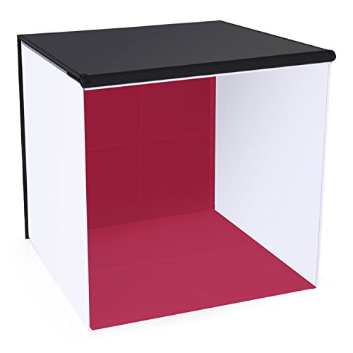 Neewer 20''x20''/50x50cm Table Top Photo Photography Light Tent Studio Square Light Box with 4 Backgrounds by Neewer (Image #7)