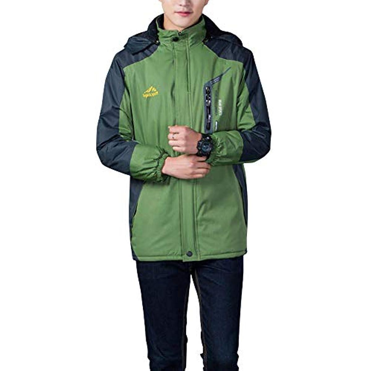 [해외] 마운틴 파카 맨즈 재킷 윈드브레이커 방한 등산복 등산 방수 재킷 방풍 맨즈 마운틴 파카 발수 파카 CC