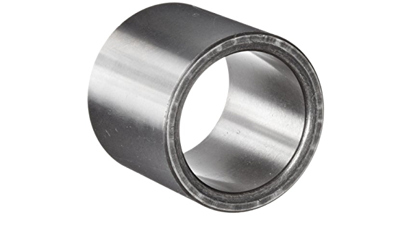 2-1//4 OD Full Complement Drawn Cup Oil Hole 1-7//8 ID 1 Width Inch Koyo B-3016-OH Needle Roller Bearing Open