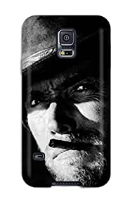 Durable Clint Eastwood Back Case/cover For Galaxy S5