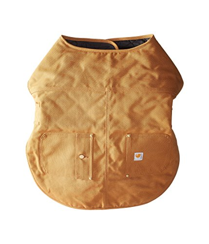 Carhartt Unisex Chore Dog Coat Carhartt Brown SM