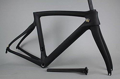 Ecom カーボンロードバイクフレームセットNEWデザイン D F8 B071RK9WQ8 BB30/50cm|UD UD BB30/50cm