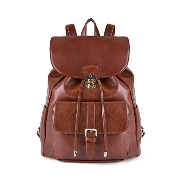 Zaino Donna, COOFIT Borsa Zainetto Universita Elegante Backpack Ragazze