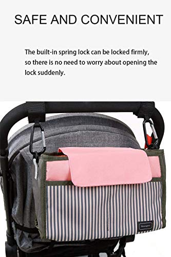 Baby Prolley Hook Portable Easy to Take Common Hook Baby Prolley Hook Convenient Hook for Hanging Bags