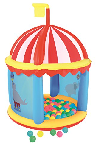 UP IN & OVER Inflatable Fort Ball Pit