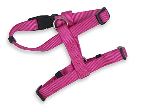 Doskocil Aspen Pet Products Standard Harness, Pink, 5/8