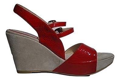 Outlet-Store Billige Wahl Damen Sandalen rot rot Now Die Offizielle Website Zum Verkauf Freies Verschiffen  Wie Viel fcAcmwmKD