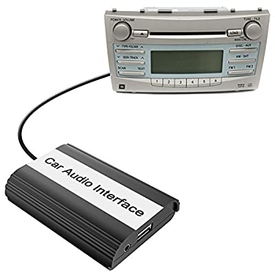AUX Adapter for Toyota