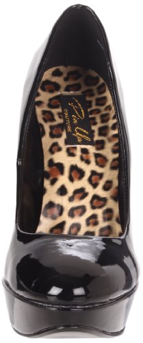 Pin Up Couture HARLOW-01 Damen Leo Pumps 35