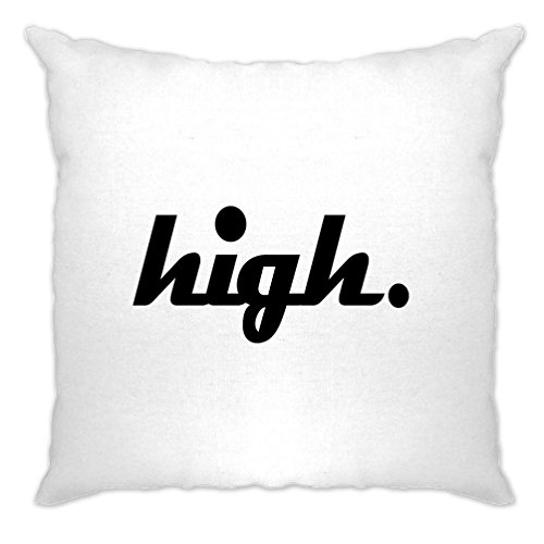 High Wasted Stoned Weed Cannabis Hipster Cushion Cover