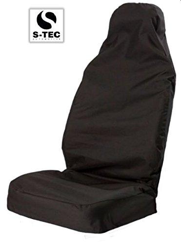 i814-on–Résistant à l'eau Résistant | | | Durable Simple Housse de siège noir