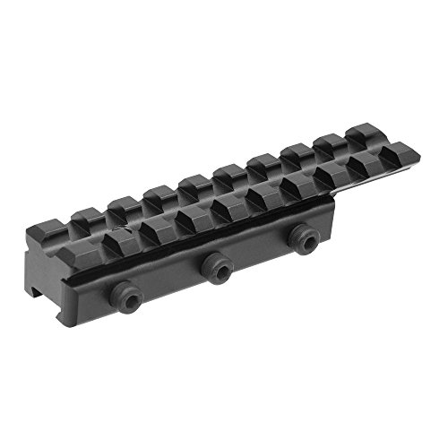 UTG MNT-PMTOWL-A New Gen Dovetail to Picatinny/ Weaver Adaptor Mount (Shotgun Receiver Rail)