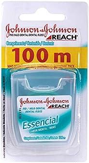 Fio Dental Essencial, Reach, 100m