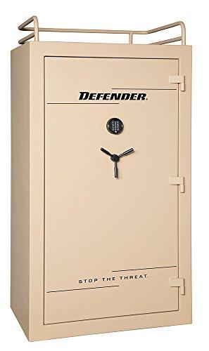 Winchester Defender 44 Gun Safe- Sand with Elock