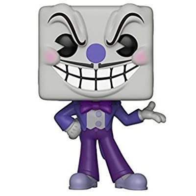 Funko Pop Games: Cuphead S1-King Dice Collectible Figure: Funko Pop! Games:: Toys & Games