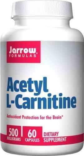 Jarrow Formulas Acetyl L-Carnitine 500mg 235
