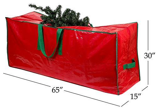 Buy christmas tree storage container