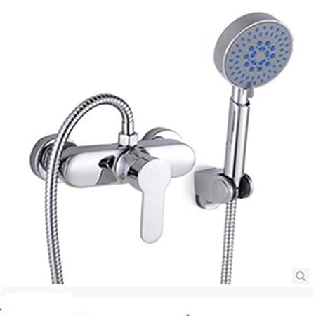 Yiliuyan Bath portable rotating Shower mixer in Outdoor/Kitchen ...