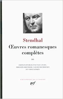 Œuvres romanesques complètes (Tome 3)