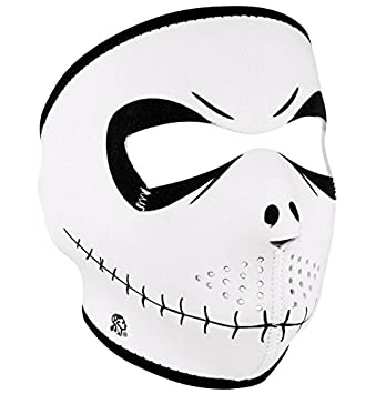 ZANheadgear Unisex-Adult Facemask (Slayer Reversible to Unmasked, Full Mask) WNFM104