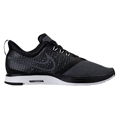 Femme anthracite Basses Nike Wmnszoom Grey black Strike 001 Sneakers white Noir dark wqI4U7x