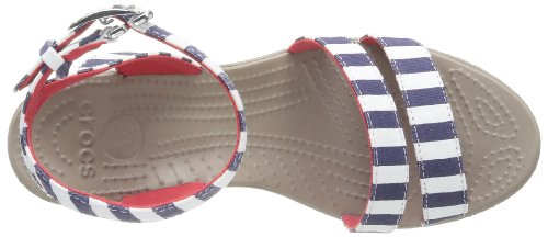 Zapatos de Leigh Crocs 15313 Graphic 413 tac W 4F8 0qqYaO