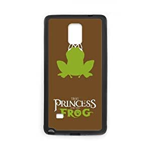 Princess and the Frog Samsung Galaxy Note 4 Cell Phone Case Black NRI5108903