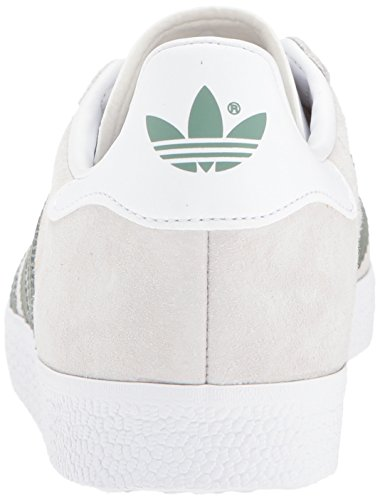 Donna Per Grey Sneaker Adidas Green white Pearl Gazelle trace zPTwwf